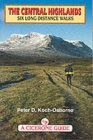 The Central Highlands: Six Long Distance Walks (A Cicerone Guide)