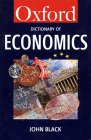 A Dictionary of Economics (Oxford Paperback Reference S.)