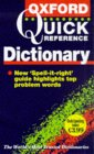 The Oxford Quick Reference Dictionary